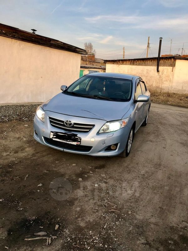 Toyota Corolla, 2008 год, 290 000 руб.