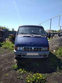 ГАЗ 2217 Баргузин, 2001 г., Челябинск