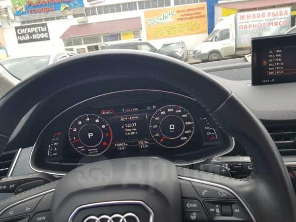 Audi Q7, 2015 год, 3 500 000 руб.
