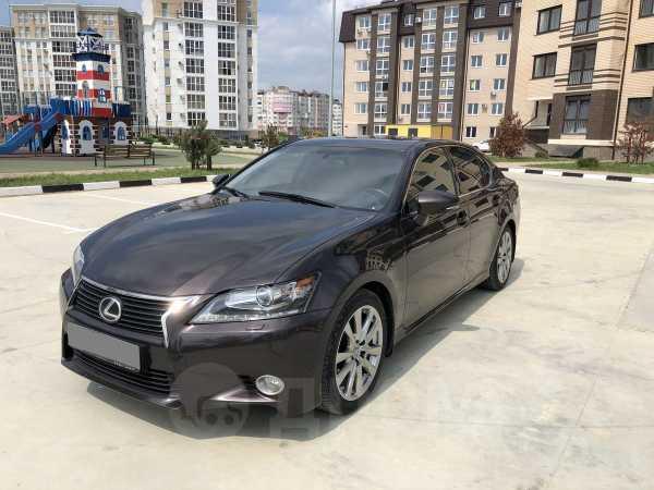 Lexus GS350, 2014 год, 1 800 000 руб.