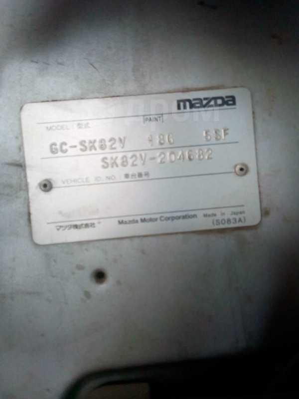 Mazda Bongo, 2001 год, 85 000 руб.
