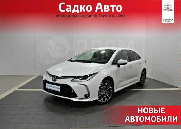 Toyota Corolla, 2019 год, 1 605 500 руб.
