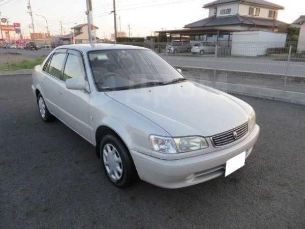 Toyota Corolla, 1999 год, 156 000 руб.
