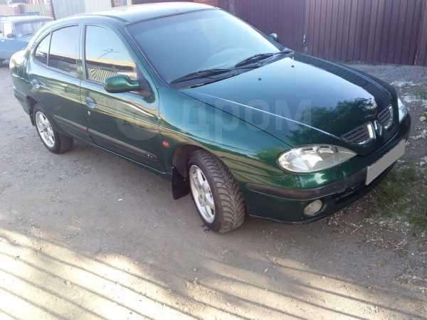 Renault Megane, 1999 год, 107 000 руб.