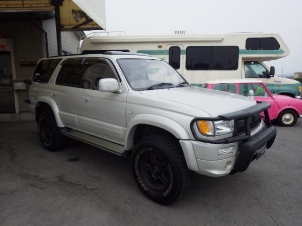 Toyota Hilux Surf, 1997 год, 306 000 руб.
