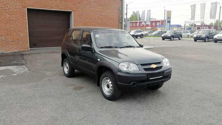 Chevrolet Niva, 2019 год, 602 000 руб.