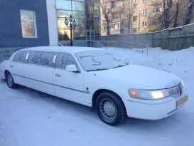 Хабаровск Town Car 2001