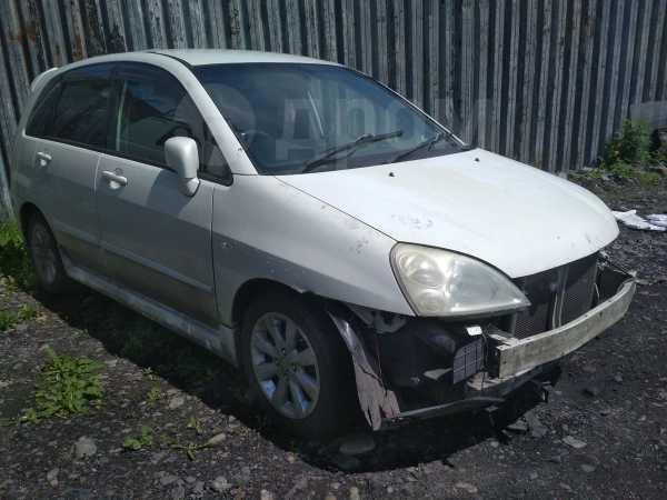 Suzuki Aerio, 2005 год, 128 000 руб.