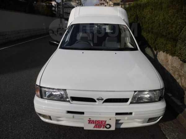 Nissan AD, 1995 год, 160 000 руб.