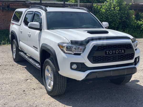 Toyota Tacoma, 2017 год, 3 780 000 руб.
