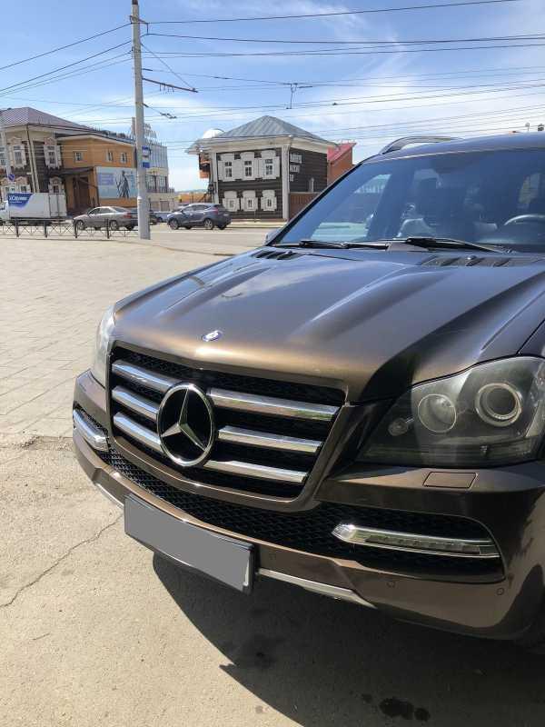 Mercedes-Benz GL-Class, 2012 год, 1 670 000 руб.