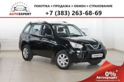 Новосибирск Tiggo T11 2013