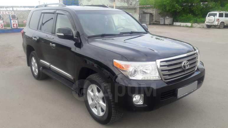 Toyota Land Cruiser, 2012 год, 2 299 999 руб.