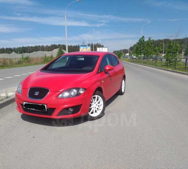 SEAT Leon, 2012 год, 470 000 руб.