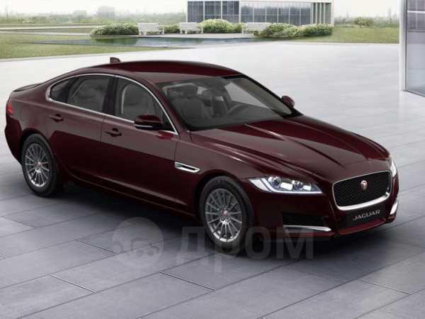 Jaguar XF, 2019 год, 4 516 900 руб.