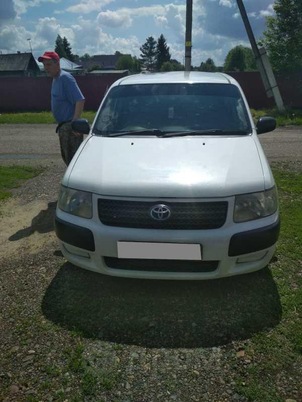 Toyota Succeed, 2002 год, 280 000 руб.