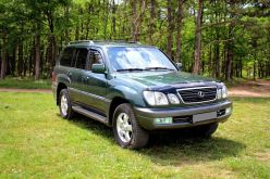 Симферополь LX470 1999