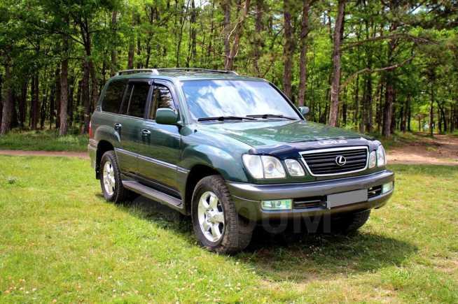 Lexus LX470, 1999 год, 950 000 руб.