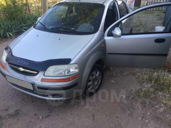 Chevrolet Aveo, 2004 год, 160 000 руб.