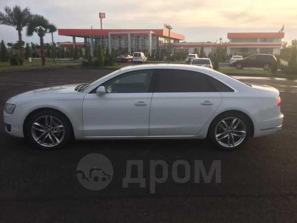 Audi A8, 2016 год, 3 000 000 руб.