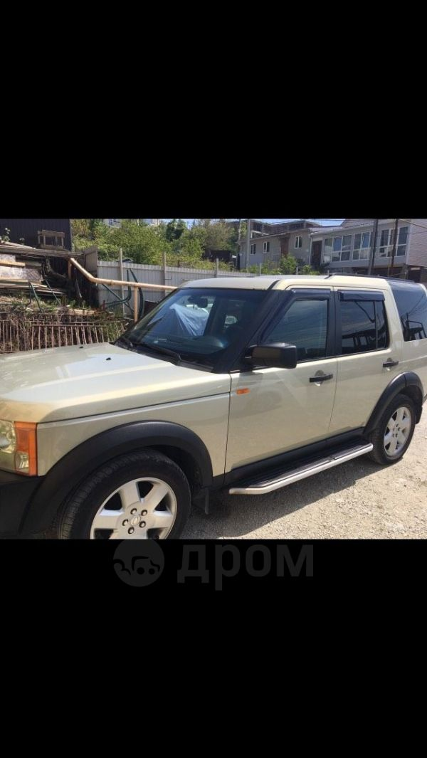 Land Rover Discovery, 2006 год, 640 000 руб.