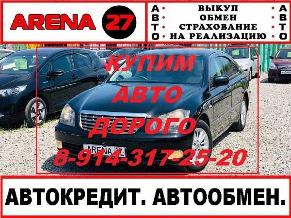 Toyota Crown, 2007 год, 698 000 руб.