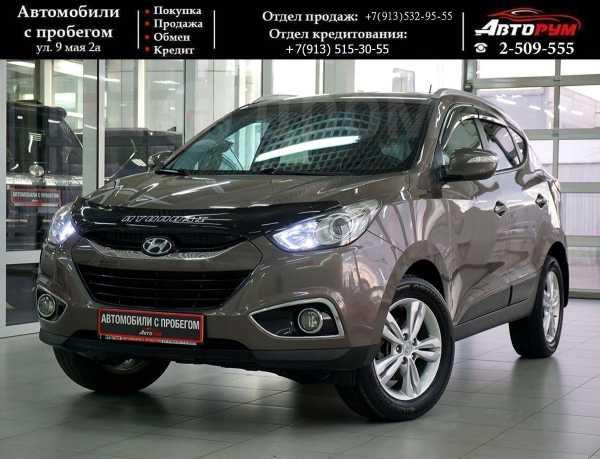 Hyundai ix35, 2012 год, 967 000 руб.