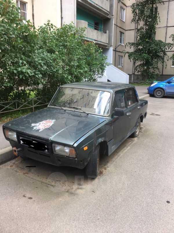 Лада 2107, 2010 год, 30 000 руб.