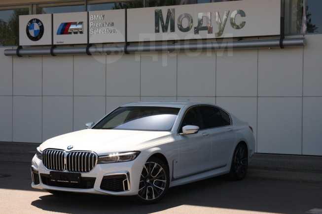 BMW 7-Series, 2019 год, 7 808 000 руб.