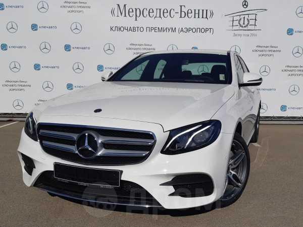 Mercedes-Benz E-Class, 2019 год, 2 997 727 руб.