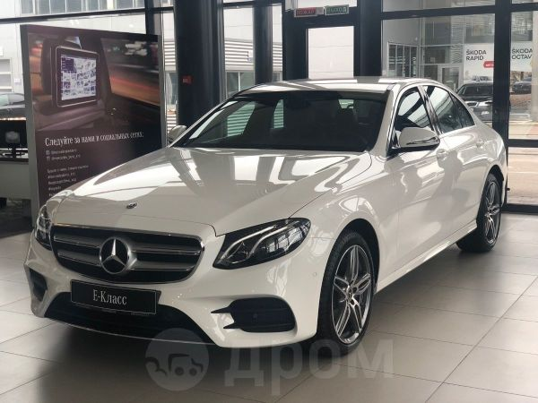 Mercedes-Benz E-Class, 2019 год, 2 729 000 руб.