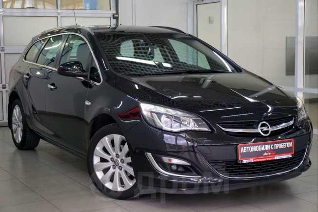 Opel Astra, 2013 год, 647 000 руб.