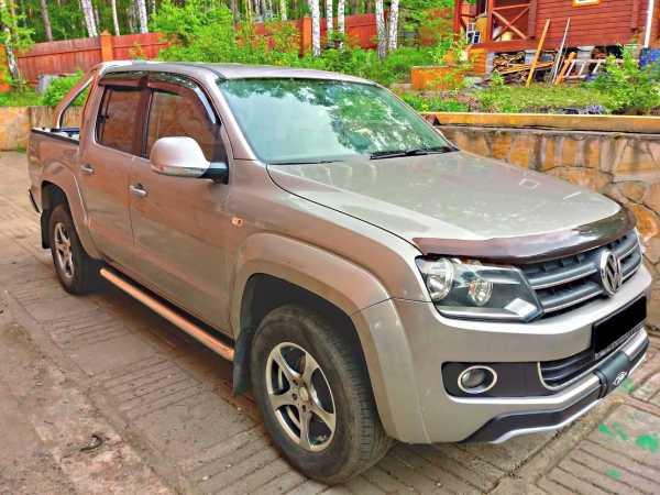 Volkswagen Amarok, 2010 год, 878 000 руб.