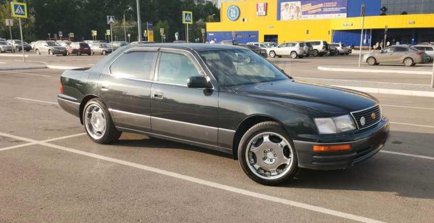 Toyota Celsior, 1995 год, 455 000 руб.