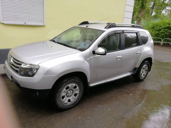 Renault Duster, 2012 год, 519 000 руб.