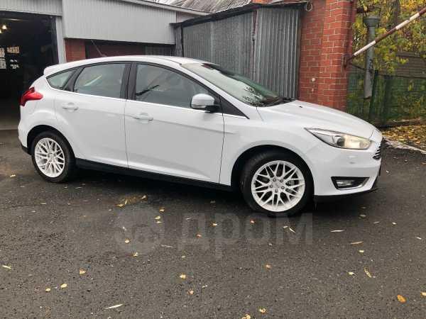Ford Focus, 2017 год, 999 999 руб.