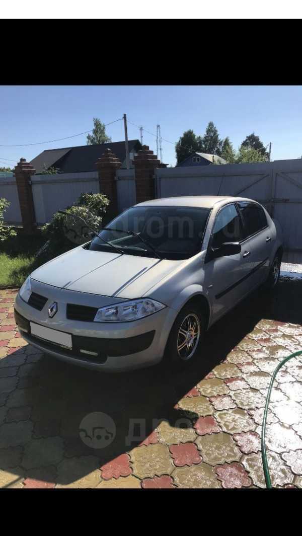 Renault Megane, 2004 год, 150 000 руб.