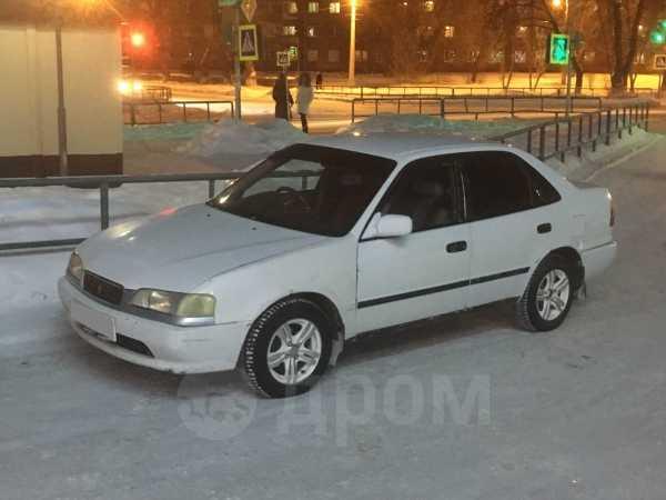 Toyota Sprinter, 1999 год, 120 000 руб.