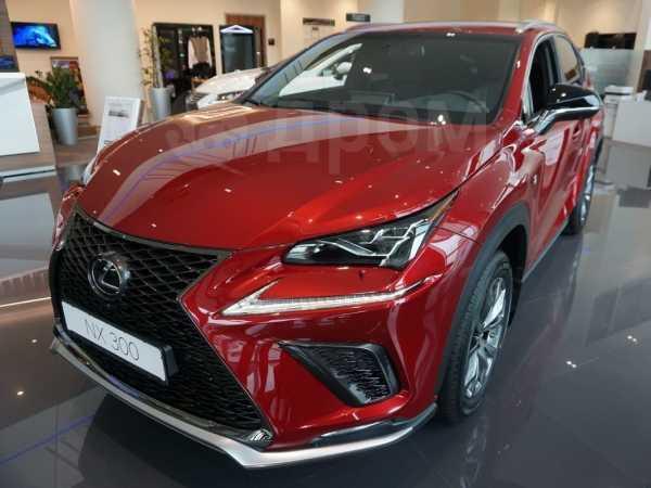 Lexus NX300, 2019 год, 3 668 600 руб.