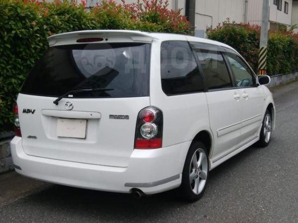 Mazda MPV, 2005 год, 156 000 руб.