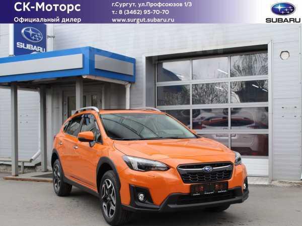 Subaru XV, 2019 год, 2 159 900 руб.