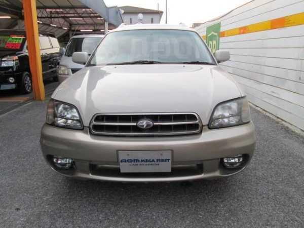 Subaru Legacy Lancaster, 2001 год, 156 000 руб.