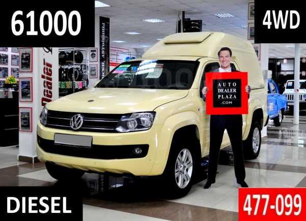 Volkswagen Amarok, 2013 год, 999 000 руб.