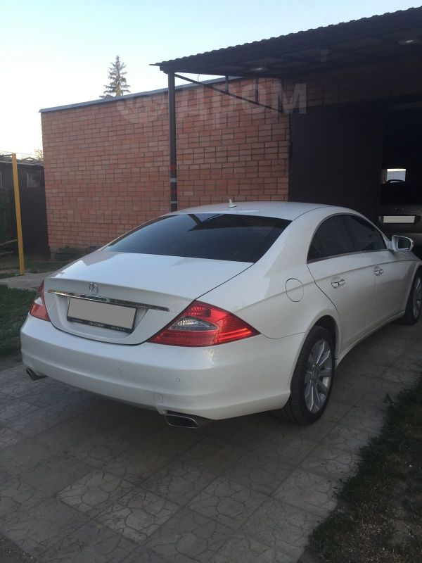 Mercedes-Benz CLS-Class, 2008 год, 999 000 руб.