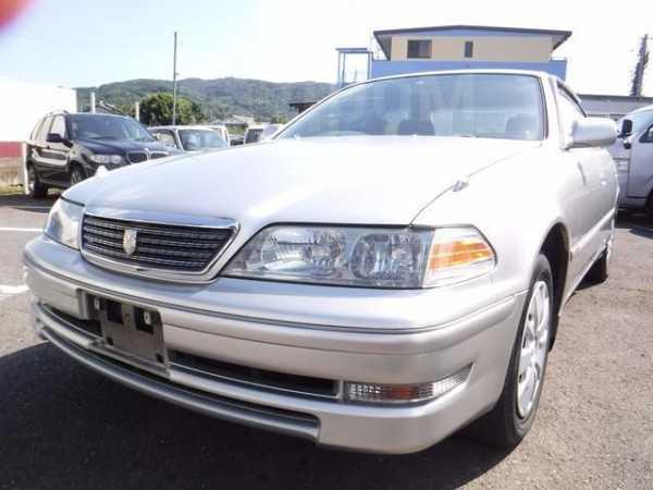 Toyota Mark II, 1998 год, 166 000 руб.