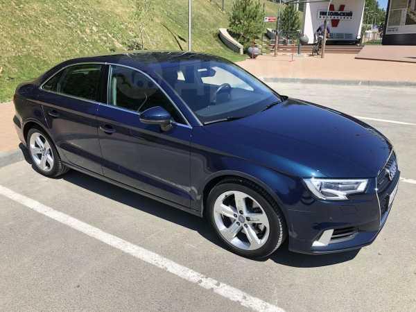 Audi A3, 2016 год, 1 800 000 руб.