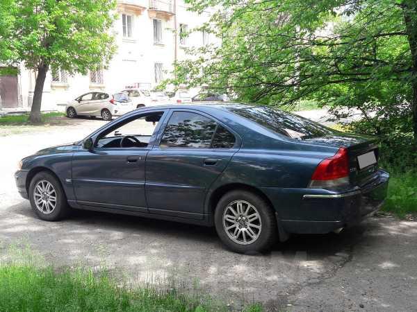 Volvo S60, 2005 год, 395 000 руб.
