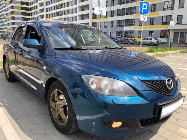 Mazda Mazda3, 2007 год, 356 000 руб.