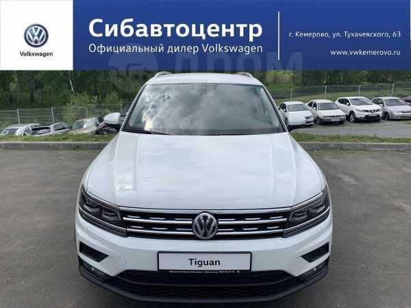 Volkswagen Tiguan, 2018 год, 1 987 000 руб.