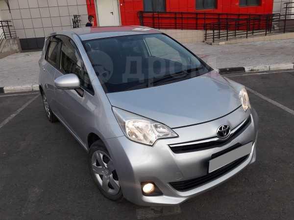 Toyota Ractis, 2012 год, 535 000 руб.